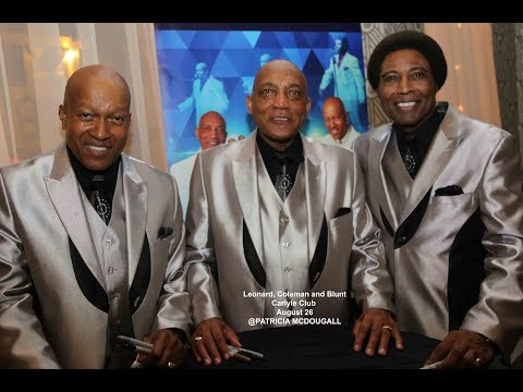 Leonard, Coleman and Blunt Show @ The Carlyle Club on August 26th