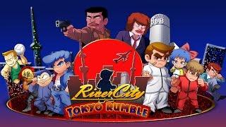 [LIVE] River City: Tokyo Rumble Nintendo 3DS