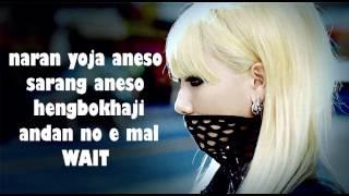 2ne1 happy easy lyrics