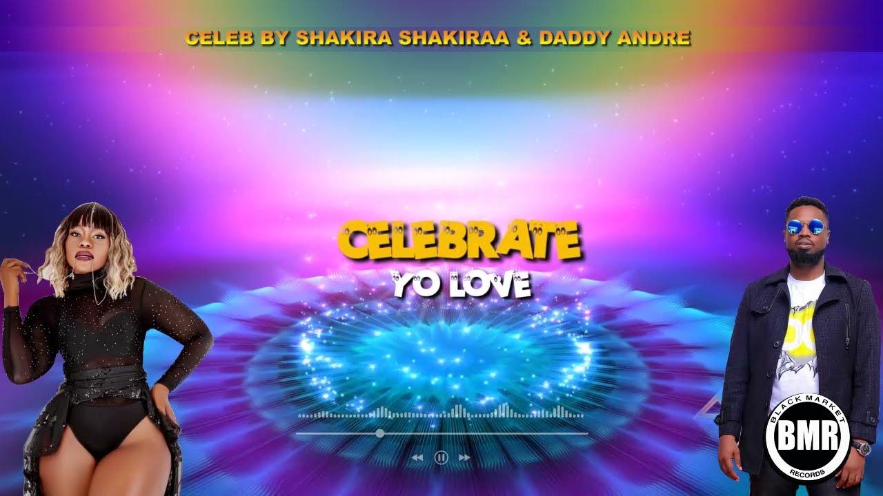Shakira Shakiraa ft. Daddy Andre | Celeb | Official Lyric Video - YouTube