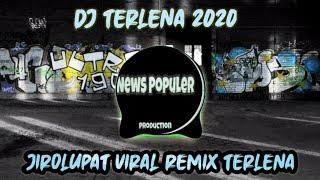 DJ Ji Ro Lu Pat Tik-Tok | Remix Terlena Viral Full Bass