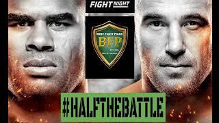 UFC St. Petersburg: Overeem vs Oleinik Bets, Picks, Predictions on Half The Battle (UFC on ESPN+ 7)