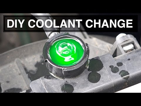 Can you put coolant in your car while its hot