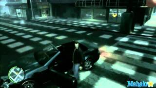 Grand Theft Auto IV Walkthrough part 8 - Bull in a China Shop
