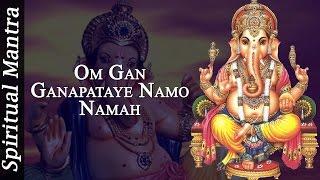 Om Gan Ganapataye Namo Namah - Ganesh Mantra ( Full Song )