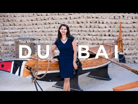 TOP 10 Places to visit in DUBAI 2019