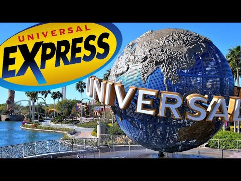 FREE EXPRESS PASS At Universal Orlando!