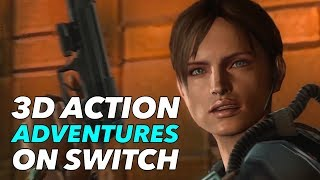 Top 10 Action Adventures On Nintendo Switch