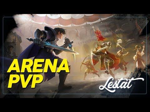 Albion Online – ARENA… AQUI TEM CORAGEM!!!