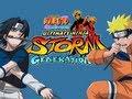 Naruto Ultimate Ninja Storm Generations Free Battle - Young Naruto vs Young Sasuke
