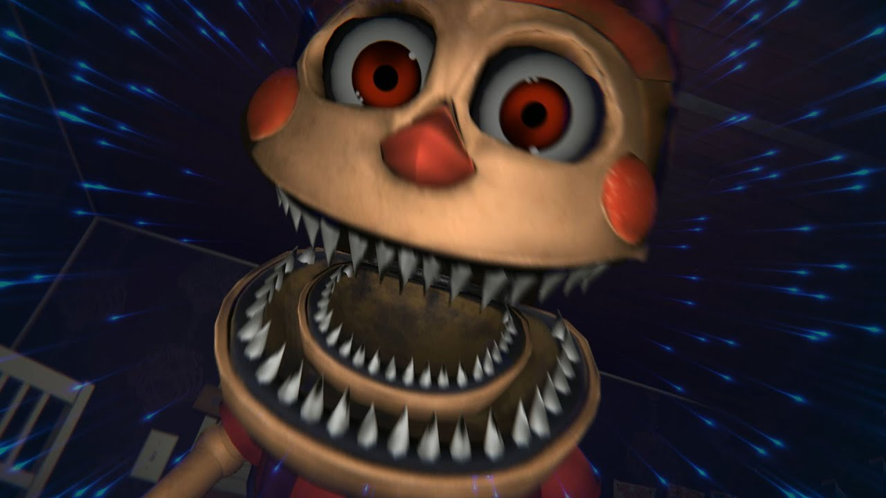 PARTICIPO en un ESCAPE ROOM de Five Nights at Freddy's - The Glitched Attraction (FNAF Game)
