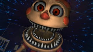 PARTICIPO en un ESCAPE ROOM de Five Nights at Freddy's - The Glitched Attraction (FNAF Game)