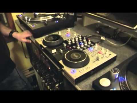 Hercules DJ Console 4-Mx & VirtualDJ
