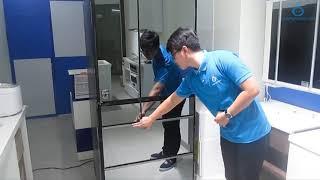 Tủ lạnh Hitachi R WX7400G X