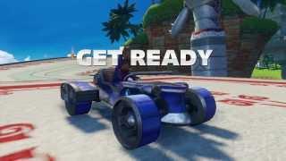 Sonic & All Stars Racing Transformed: Dragon Cup [1080 HD]