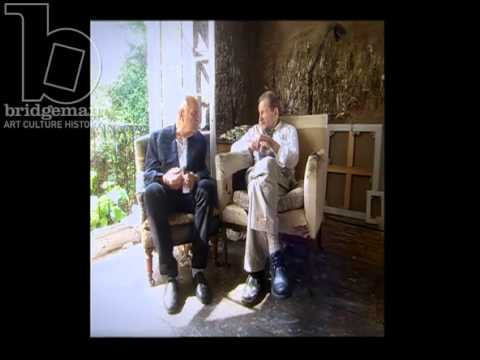 Clip of the Week - Freud in his studio