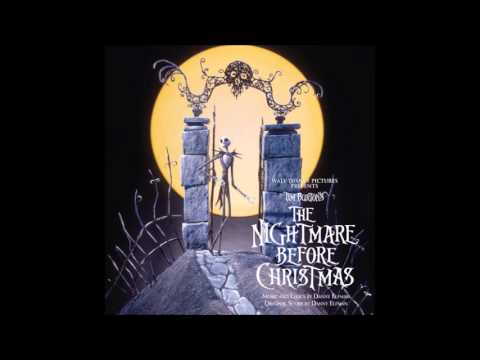 The Nightmare Before Christmas - 01 - Overture - YouTube