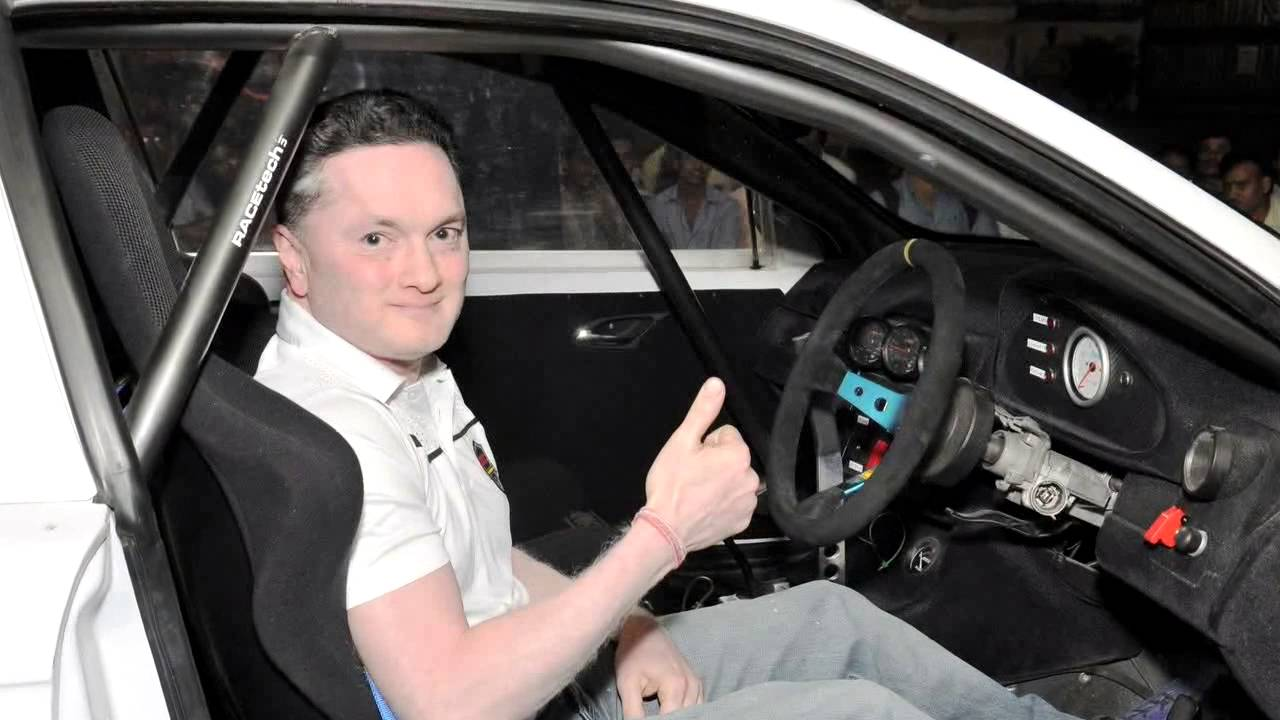 India S First Drift Car Revealed By Gautam Singhania Youtube
