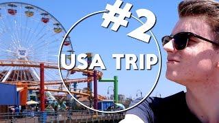 USA TRIP #2 - Umím létat!  w/Martin, House, Pedro | KOVY