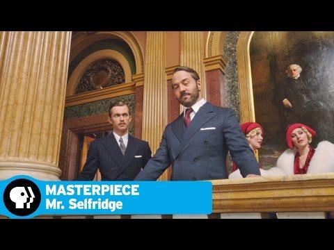 MASTERPIECE | Mr. Selfridge, Final Season: Harry's Rise and Fall | PBS