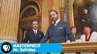 MASTERPIECE | Mr. Selfridge, Final Season: Harry's Rise and Fall | PBS