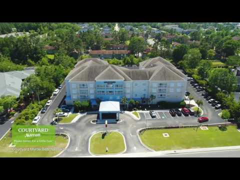 Experience the Courtyard Myrtle Beach Broadway