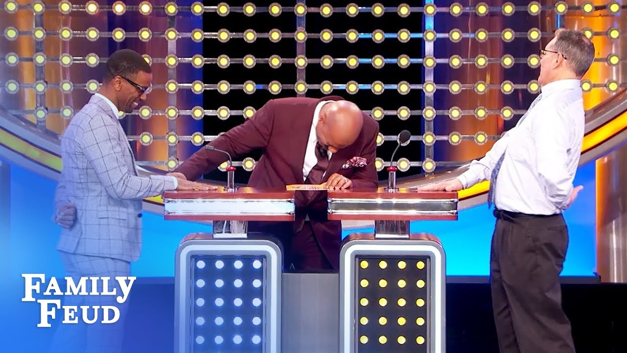 This answer made Steve Harvey TRASH the mic! | Family Feud