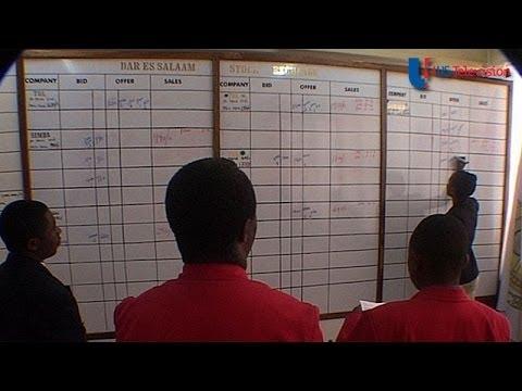 US Television - Tanzania (DSE)