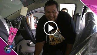 Mobil Baru Persembahan Fahmi Untuk Istri - Cumicam 08 Januari 2017