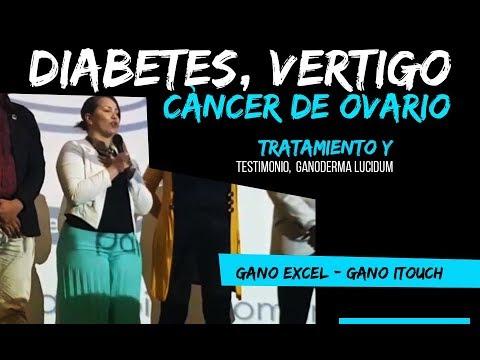 vértigo y diabetes tipo 1