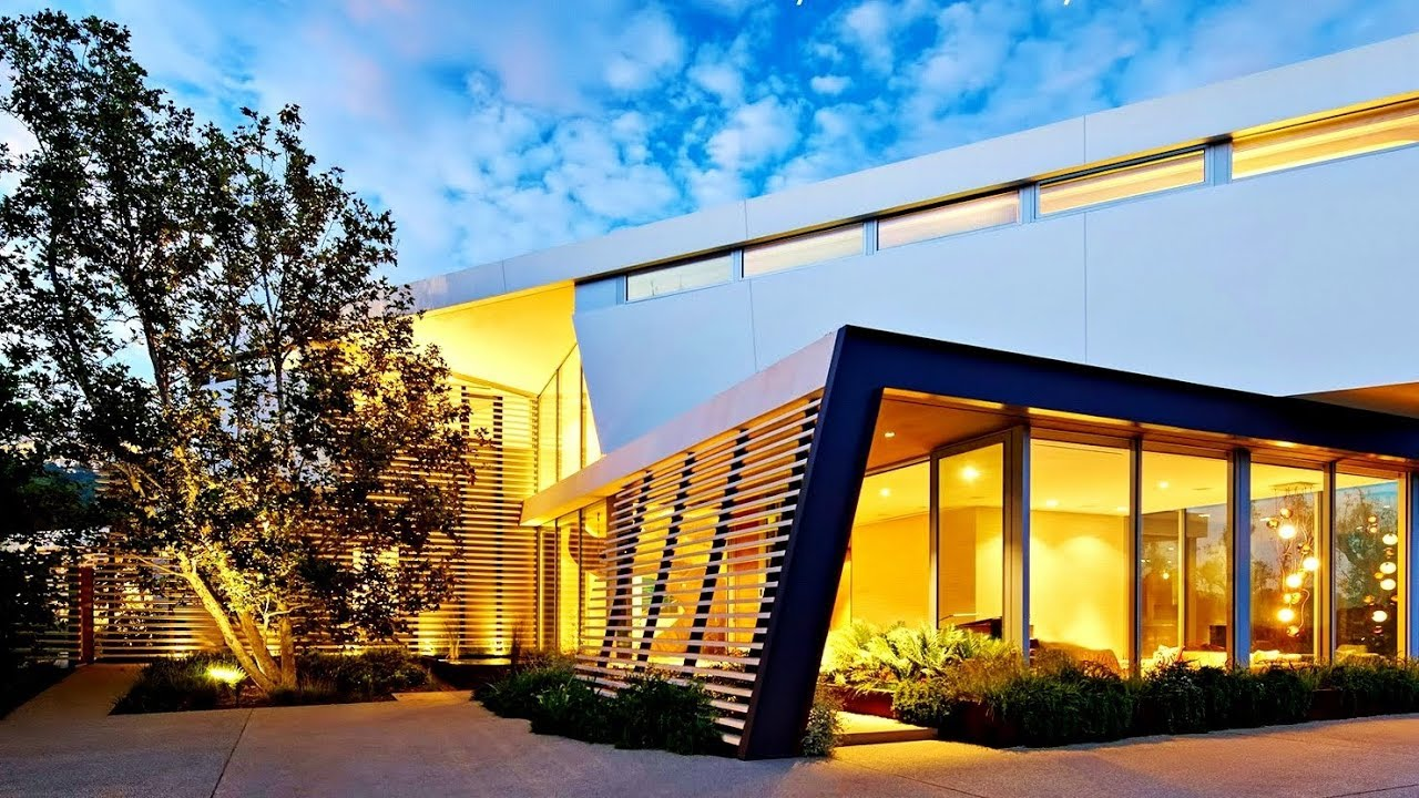 Modern Architecture Los Angeles contemporary modern luxury top residence in los angeles, ca, usa (by  belzberg architects)