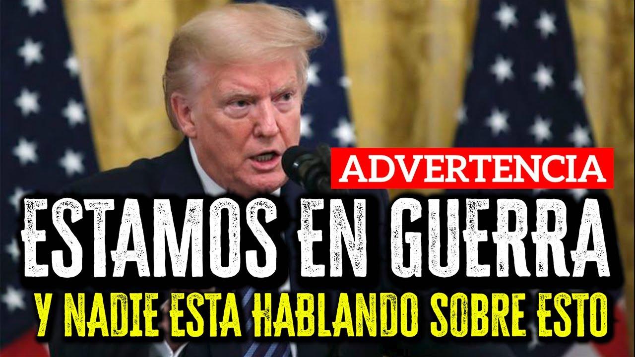 BASTA DE MENTIRAS  - Los Medios estan Desviando tu Atencion del Verdadero Problema [DEBES VER]