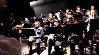 """UMS Jazz Ensemble """"Back Bone: Thad Jones"""""""