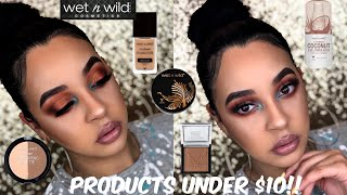 Full Face Of Wet n Wild // New & Old Favorites