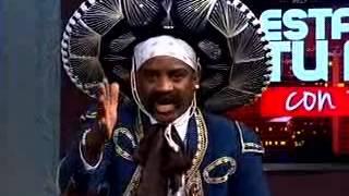 Bonco quinongo como el unico mariachi negro, Jorge Negrote