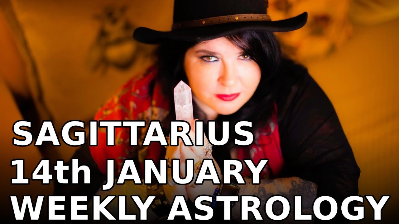 sagittarius weekly astrology forecast 10 january 2020 michele knight