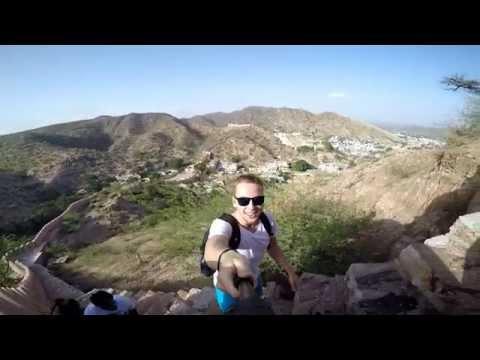 Backpacking India 2015 - GoPro Hero4 (HD)