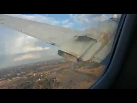 Wonderboom Convair Crash Capture From Inside