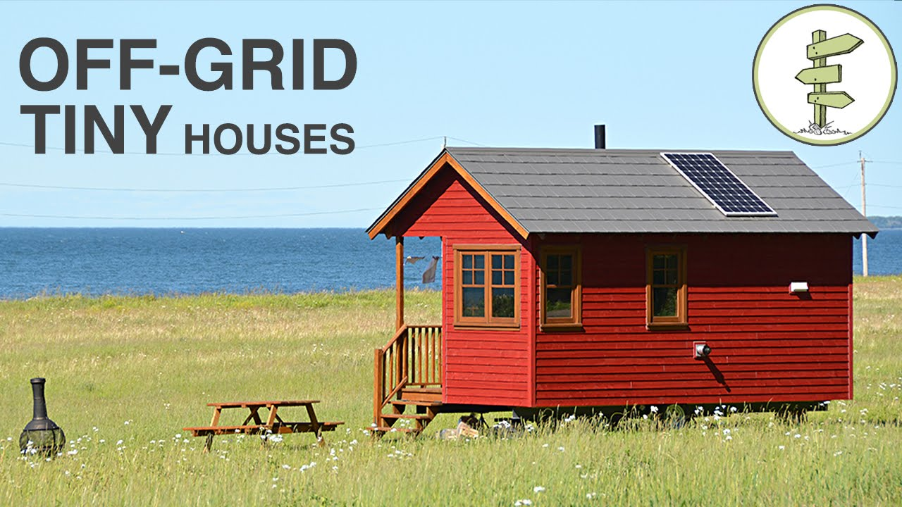 Tiny House Tour At Stunning Waterfront Off Grid Resort