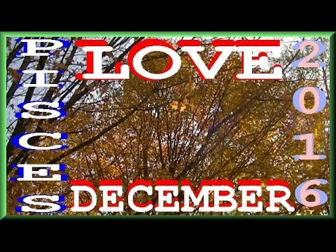 Repeat Pisces Love & Spirituality reading 16-31 December