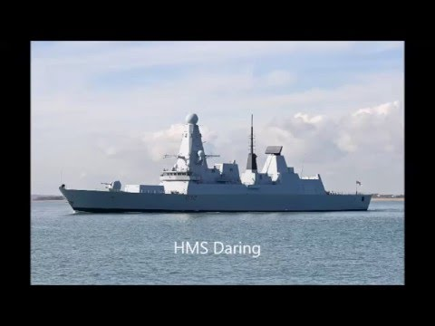 Problems with the Royal Navy