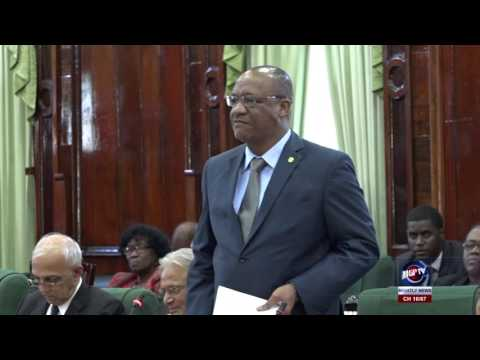 GOVERNMENT HITS BACK AT CRITICISMS