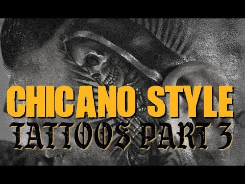 Chicano Style Tattoos - Part 3