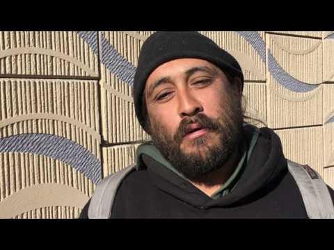 Project Homeless Day 1 - Las Vegas- Nestor Vargas