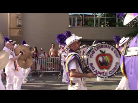 The Lesbian & Gay Big Apple Corps Performing Shut Up And Dance