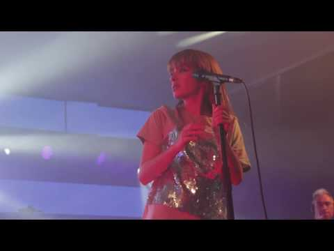 Amor Electro - A Máquina (ao vivo em Bragança 2016)