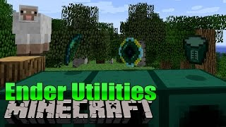 Ender Utilities - Minecraft Mod Review