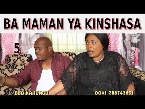 BA MAMAN YA KINSHASA Ep 5 Theatre Congolais avec Makambo,Daddy,Diana,Barcelon,Maman Top