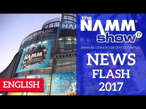 Product NEWS Denon DJ SC 5000, ADJ Vizi BSW 300, Cameo Zenit | Newsflash NAMM Show 2017