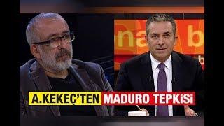 Akif Beki'nin Maduro yorumuna sert tepki